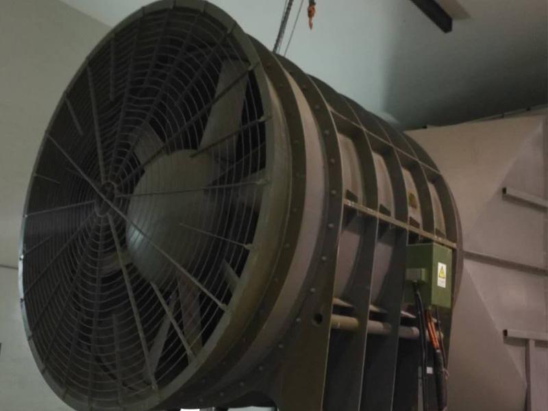 窑炉专用高压轴流风机系列